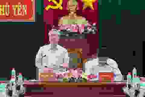 """""""Phú Yên cần làm tốt công tác phòng chống tham nhũng, quyết liệt sắp xếp tinh gọn bộ máy"""""""