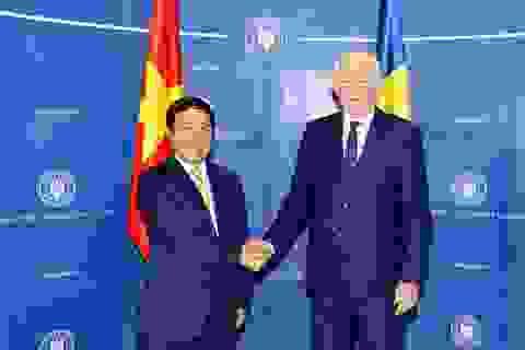 Việt Nam đã và đang là đối tác quan trọng của Ru-ma-ni
