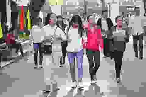 Nhiều thành viên của ĐHQG TPHCM công bố kết quả trúng tuyển