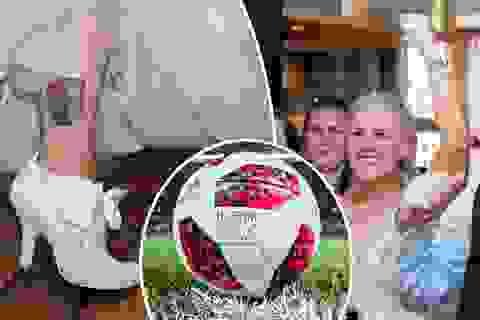 Không chỉ ăn, ngủ, mà cả cưới cũng phải có... World Cup