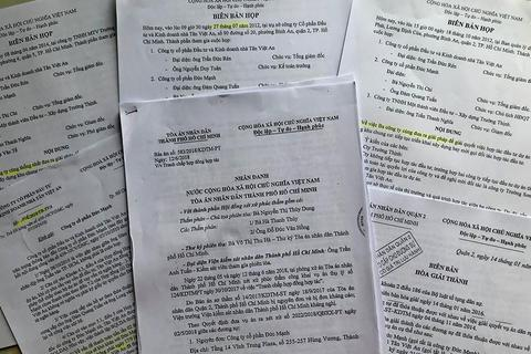 """Vụ hủy hợp đồng vẫn kiện đối tác ra toà: Sự thật bị """"lãng quên"""" trong bản án phúc thẩm!"""
