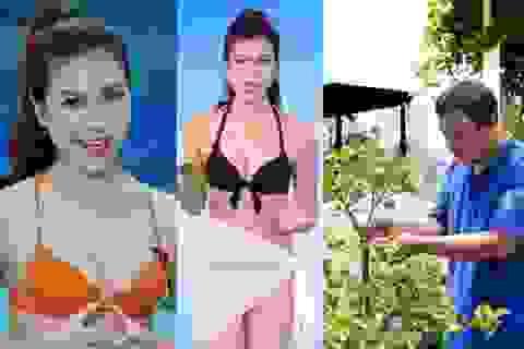 Cái kết không ngờ chuyện MC mặc bikini dẫn World Cup và nhà triệu đô của sao Việt