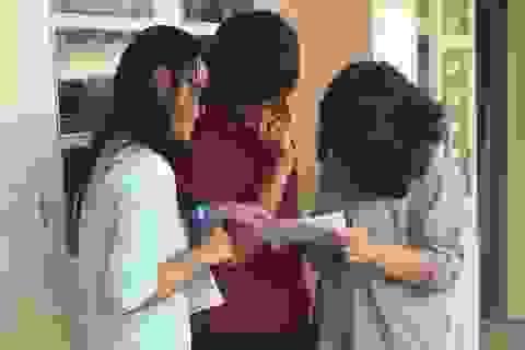 Đề thi Năng khiếu Báo chí của Học viện Báo chí và Tuyên truyền năm 2018