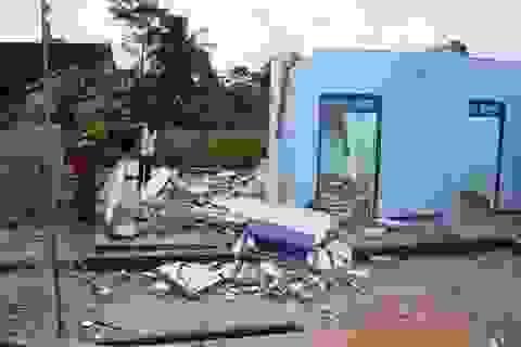 Sập tường nhà, 2 người tử vong tại chỗ, 1 người bị thương nặng