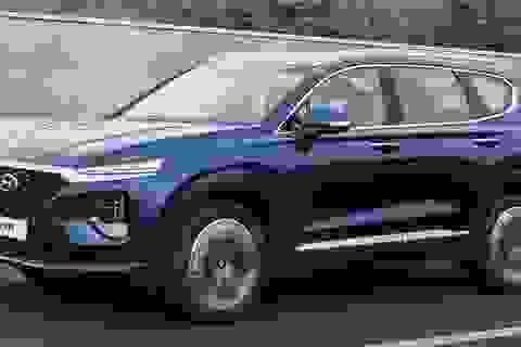 Hyundai Santa Fe sẽ có thêm hai phiên bản hybrid