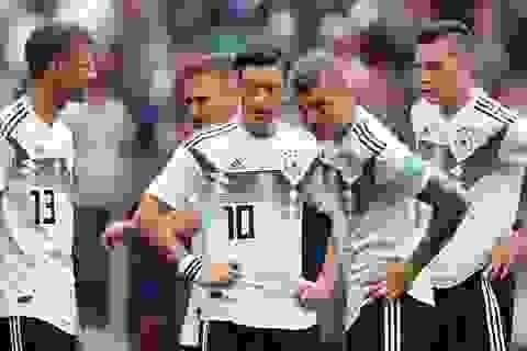 Tiết lộ động trời về thói vô kỷ luật của đội tuyển Đức