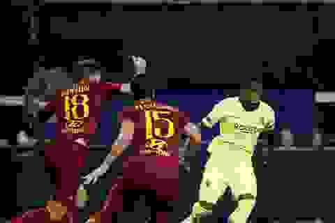 Barcelona 2-4 AS Roma: Sự thất vọng nơi hàng thủ