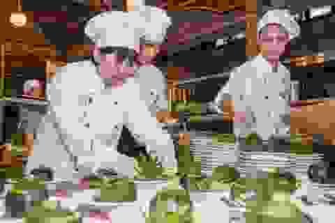 Người phụ nữ đứng sau những bữa ăn dinh dưỡng của dàn người đẹp Hoa hậu đại sứ du lịch Thế giới 2018