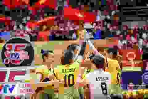 Tuyển bóng chuyền Việt Nam được thưởng 200 triệu đồng trước trận chung kết