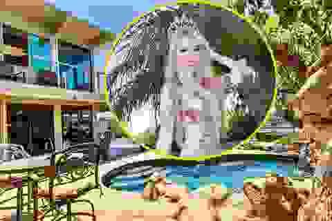 Hoa hậu Hoàng Hải My hé lộ cơ ngơi lộng lẫy tại San Diego
