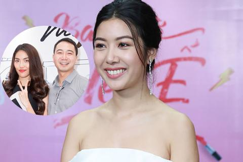Á hậu Thuý Vân chia sẻ khi bạn trai cũ yêu... bạn thân Lan Khuê