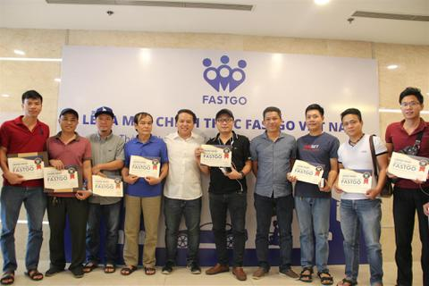 Ứng dụng gọi xe FastGo chính thức ra mắt TPHCM