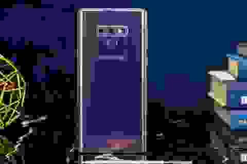 """Đọ cấu hình Galaxy Note9 cùng loạt smartphone """"bom tấn"""" cỡ lớn"""