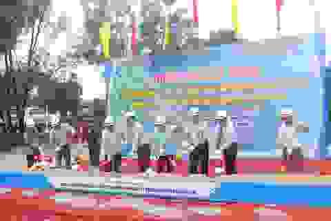 Khởi công xây dựng đường trung tâm trục dọc Khu kinh tế trọng điểm Đông Nam