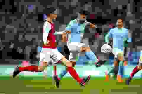 Arsenal  - Man City: Thử thách cho những tham vọng