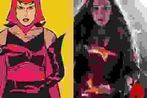"""Ngỡ ngàng với nguyên gốc trang phục """"sến rện"""" của các siêu anh hùng"""