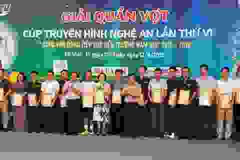 """Nghệ An: Gần 2 tỷ đồng """"tiếp sức đến trường"""" cho học sinh biên giới"""