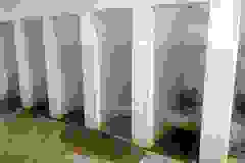 Nhà vệ sinh trường học: Bao giờ phụ huynh hết lo?