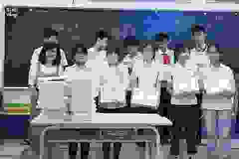 Cô giáo trẻ viết thư dặn học trò sống tử tế và thiện lương