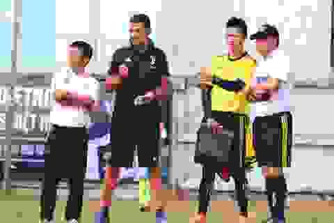 Học viện bóng đá Juventus bắt đầu tuyển sinh tại Việt Nam