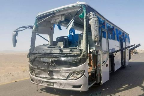 Xe chở kỹ sư Trung Quốc bị đánh bom liều chết ở Pakistan