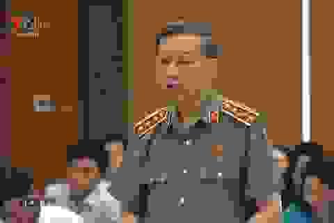 Bộ trưởng Công an: Gian lận thi THPT có thể đã diễn ra từ thời gian trước