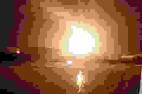 Bác thông tin nhà máy lọc hóa dầu cháy lớn