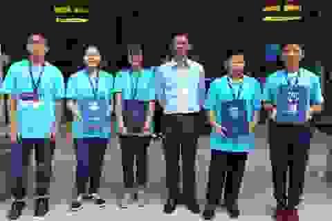 Việt Nam giành 5 huy chương tại cuộc thi Toán học thế giới WMO 2018