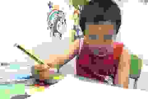 Giật mình trẻ học chữ trước khi vào lớp Lá