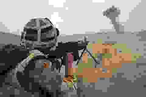 Lính bắn tỉa của Anh tiêu diệt thủ lĩnh IS ở khoảng cách 2,4km