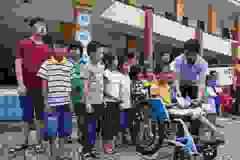 Quảng Bình: Niềm vui đầu năm học mới của học sinh khuyết tật