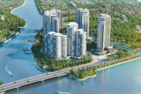 Rever phân phối chính thức F1 dự án căn hộ Đảo Kim Cương - Tháp Canary