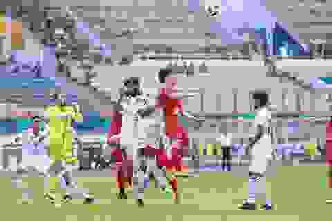 Pakistan quá yếu để đánh giá chất lượng của Olympic Việt Nam