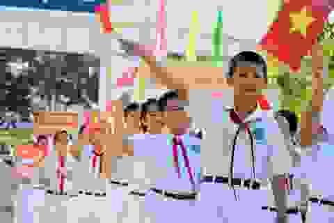 Hãy trả lại niềm vui thích học tập cho trẻ