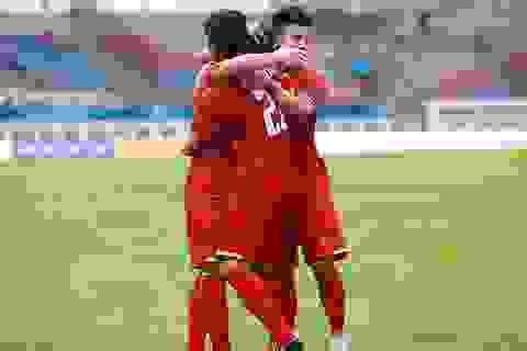 Báo chí Đông Nam Á hết mực khen ngợi Olympic Việt Nam