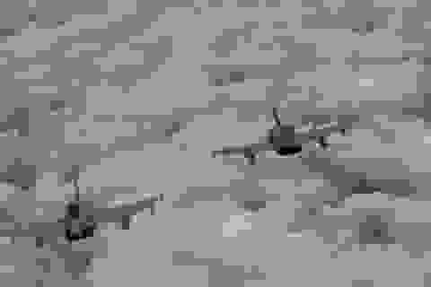 Nga bác tin 6 máy bay Su-24 bị rượt đuổi trên Biển Đen