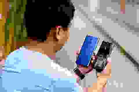 """Bài 1: Galaxy Note9 """"đọ"""" thiết kế cùng Oppo Find X"""