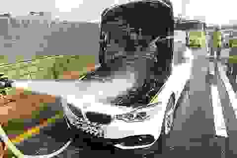 Bị cháy tại Hàn Quốc, bị triệu hồi tại châu Âu, BMW tại Việt Nam có an toàn?
