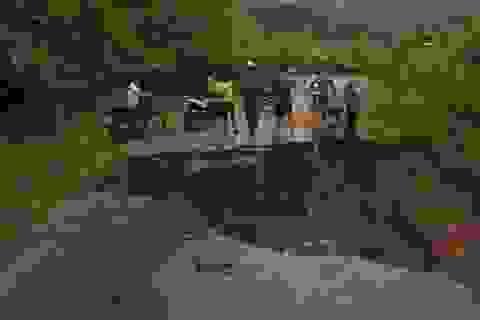 Mưa lớn gây chia cắt nhiều nơi ở Thanh Hóa, gần 900 hộ dân phải sơ tán