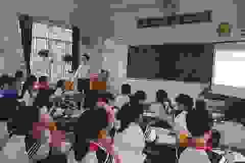 TP. Quảng Ngãi: Dùng chung đề kiểm tra 1 tiết cho học sinh THCS