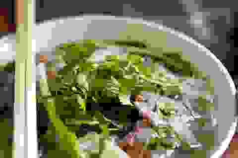 Phở Việt Nam xếp thứ 20 trong danh sách 500 món ăn ngon nhất thế giới