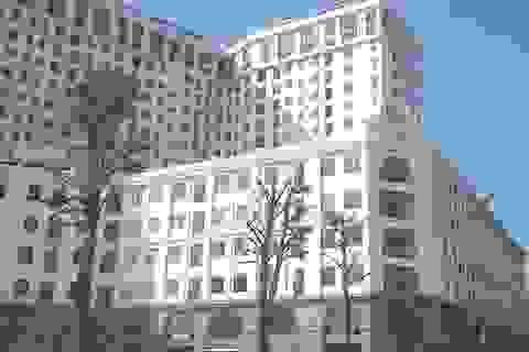 """Công trình hoành tráng bậc nhất tỉnh Bắc Ninh """"phớt lờ"""" phòng cháy chữa cháy!"""