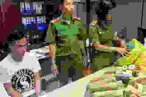 Hà Nội: Thu giữ gần 200kg vật phẩm nghi ngà voi