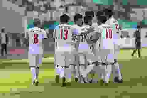 Olympic Việt Nam 1-0 Olympic Nhật Bản: Quang Hải chói sáng