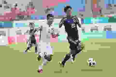 HLV Olympic Nhật Bản khen ngợi Văn Quyết