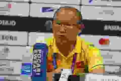 """HLV Park Hang Seo: """"Olympic Việt Nam có thể thắng mọi đối thủ, kể cả Nhật"""""""