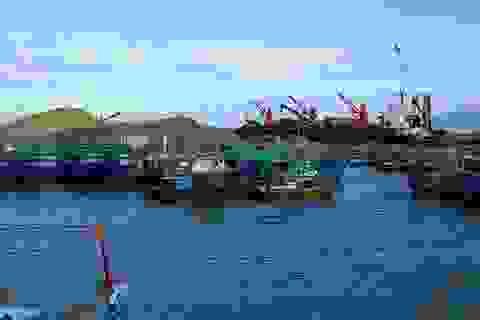 Tạm dừng thi công giai đoạn 2 dự án mở rộng Tân cảng Quy Nhơn!