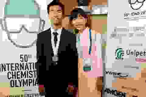 Thủ khoa chuyên Hóa THPT chuyên Lam Sơn giành HCB Olympic Hóa học quốc tế