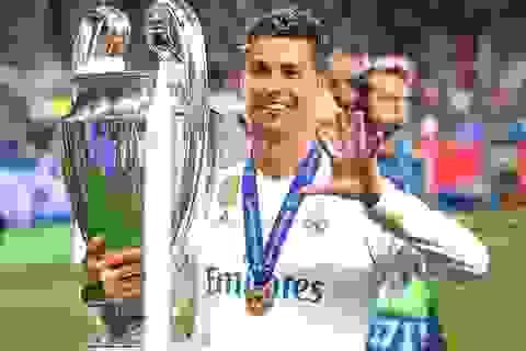 Real Madrid tìm người thay C.Ronaldo: Khó hơn lên trời!