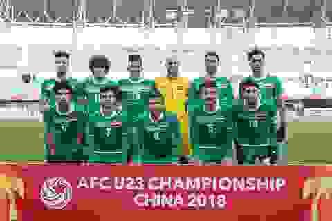Olympic Iraq rút lui sau sự cố gian lận tuổi, Asiad 2018 có nguy cơ bốc thăm lại